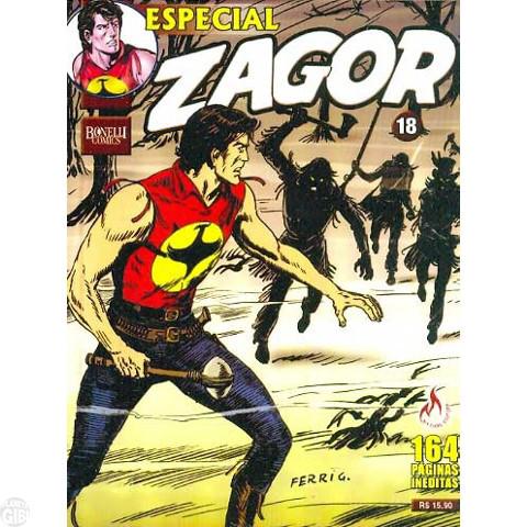 Zagor Especial nº 018 out/08 - No País das Sombras