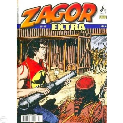 Zagor Extra - Mythos - nº 062 mai/09 - Luta Sem Quartel