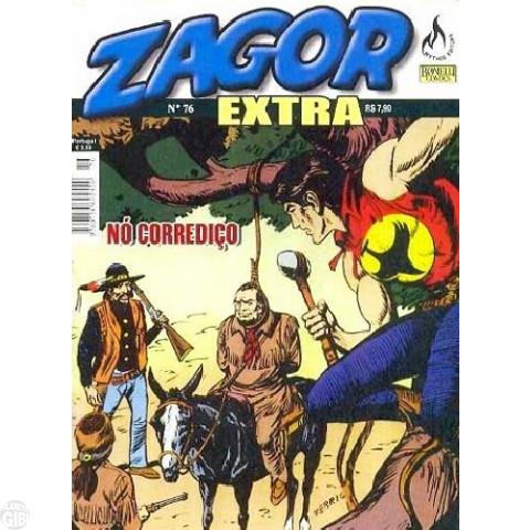 Zagor Extra - Mythos - nº 076 jun/10