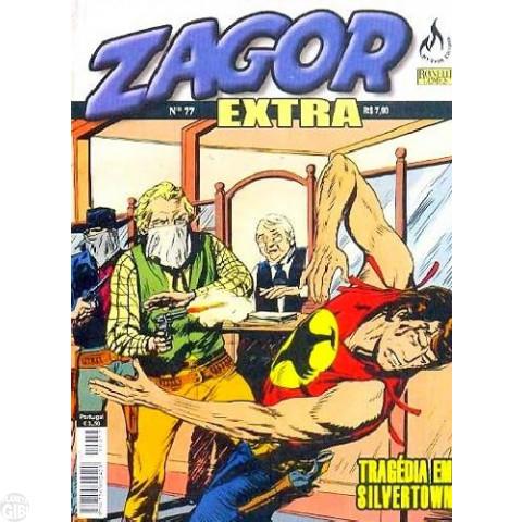 Zagor Extra - Mythos - nº 077 jul/10