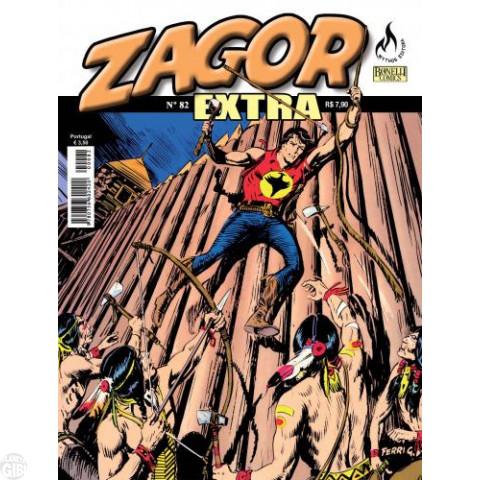 Zagor Extra - Mythos - nº 082 dez/10