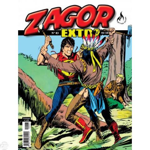 Zagor Extra - Mythos - nº 083 jan/11