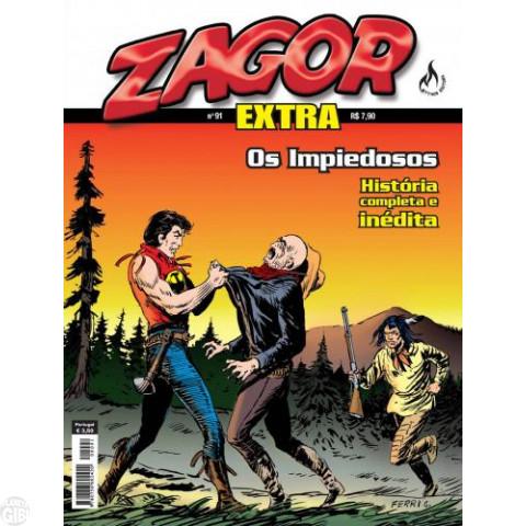 Zagor Extra - Mythos - nº 091 set/11