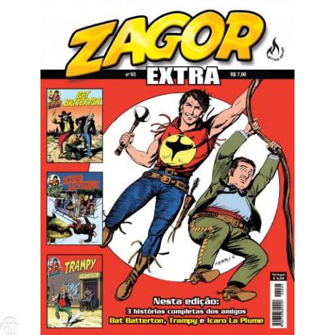 Zagor Extra - Mythos - nº 093 nov/11