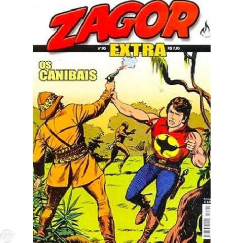 Zagor Extra - Mythos - nº 095 jan/12