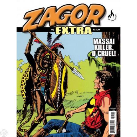 Zagor Extra - Mythos - nº 096 fev/12