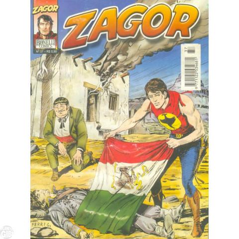 Zagor [Mythos] nº 037 abr/2014 - Sob a Bandeira do México