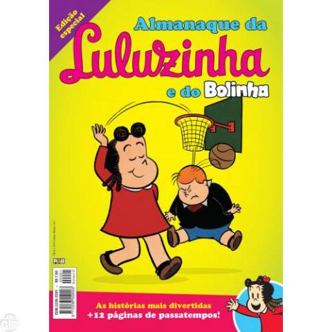 Almanaque da Luluzinha e do Bolinha [Pixel] nº 001 jul/2011 Até 26/04/2019