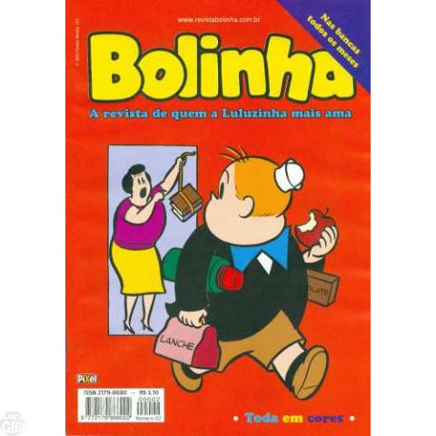 Bolinha [Pixel] nº 002 jun/2011 Até 22/07/2019