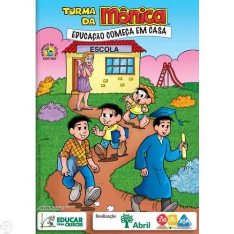 Chico Bento - Educação Começa em Casa Até 18/09/2019