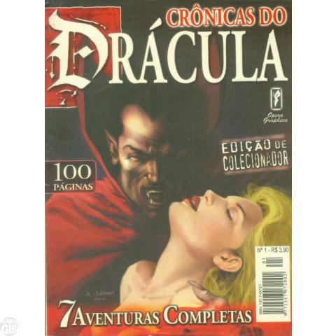 Crônicas do Drácula - Edição de Colecionador - ATÉ 22/02/2019