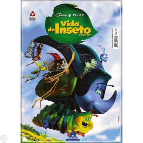 Disney Filmes em Quadrinhos [On Line] nº 008 nov/2010 - Vida de Inseto Até 18/06/2019