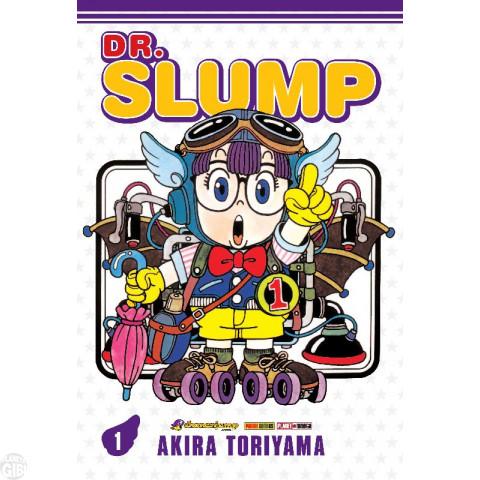 Dr. Slump nº 001 jul/2017 Até 18/06/2019