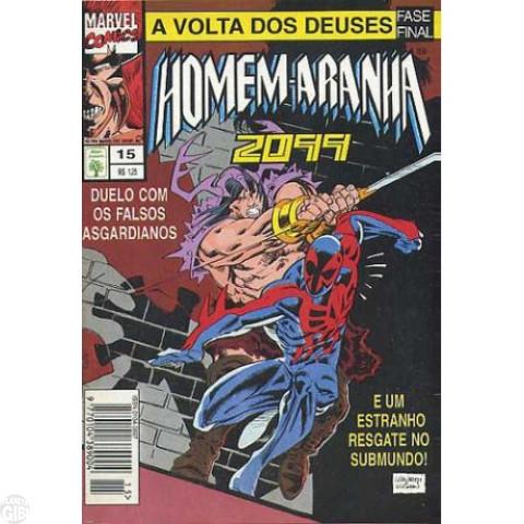 Homem-Aranha 2099 nº 015 dez/1994 Até 26/04/2019