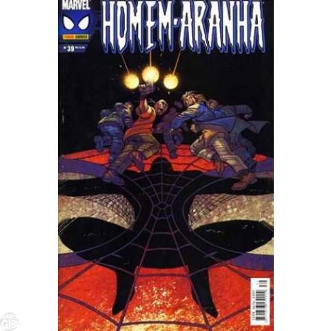 Homem-Aranha [Panini - 1ª série] nº 039 mar/2005 Até 14/10/2019