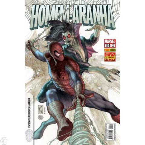 Homem-Aranha [Panini - 1ª série] nº 114 jun/2011 Até 18/06/2019