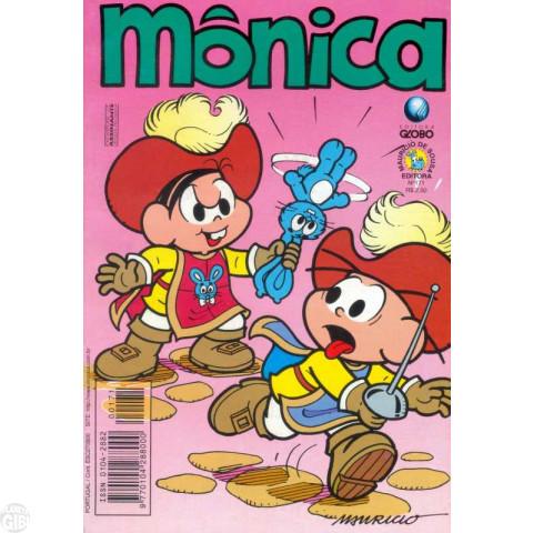 Mônica [2ª série - Globo] nº 171 nov/2000 - ATÉ 22/02/2019