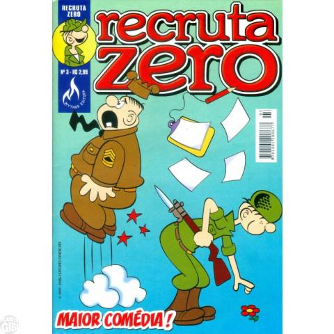 Recruta Zero [Mythos] 003 - 2007 Até 17/06/2019