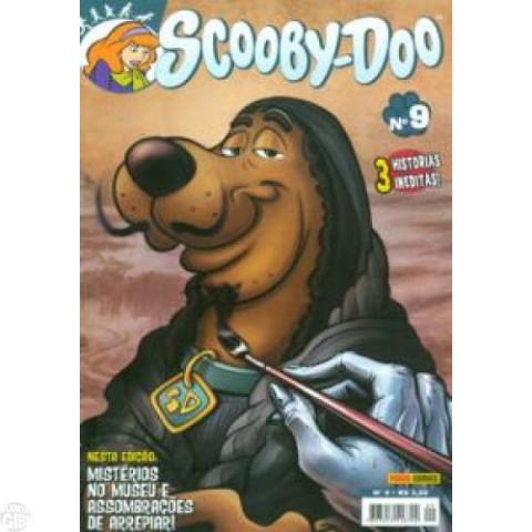 Scooby-Doo [Panini - 2ª série] nº 009 jan/2013 Até 17/02/2020