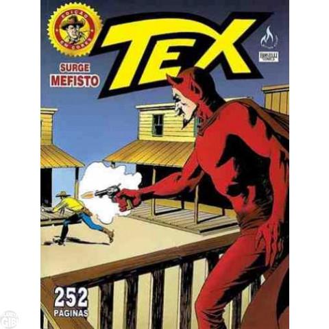 Tex Edição em Cores nº 002 dez/2009 - Surge Mefisto Até 26/04/2019
