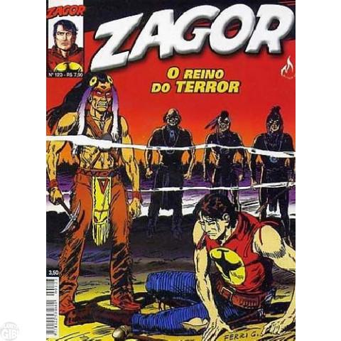Zagor [Mythos] nº 123 jul/2011 - O Reino do Terror Até 25/05/2019