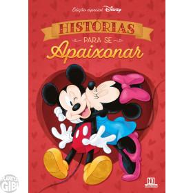 Histórias para se Apaixonar - Edição Especial Disney nº 002* jul/2019 Capa Dura