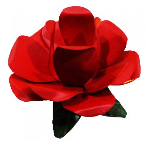 Castiçal e/ou Enfeite de Rosa