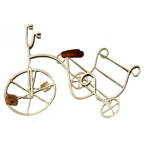 Porta Revistas Bicicleta