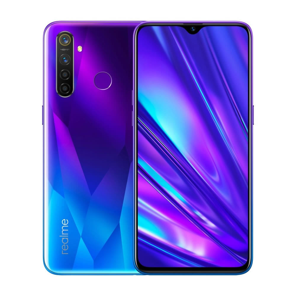 "Smartphone Realme 5 Pro - 6.3"" FHD+ And. 9.0 Snapdragon 712 Octa 2.3GHz 64/128GB 48/16MP"