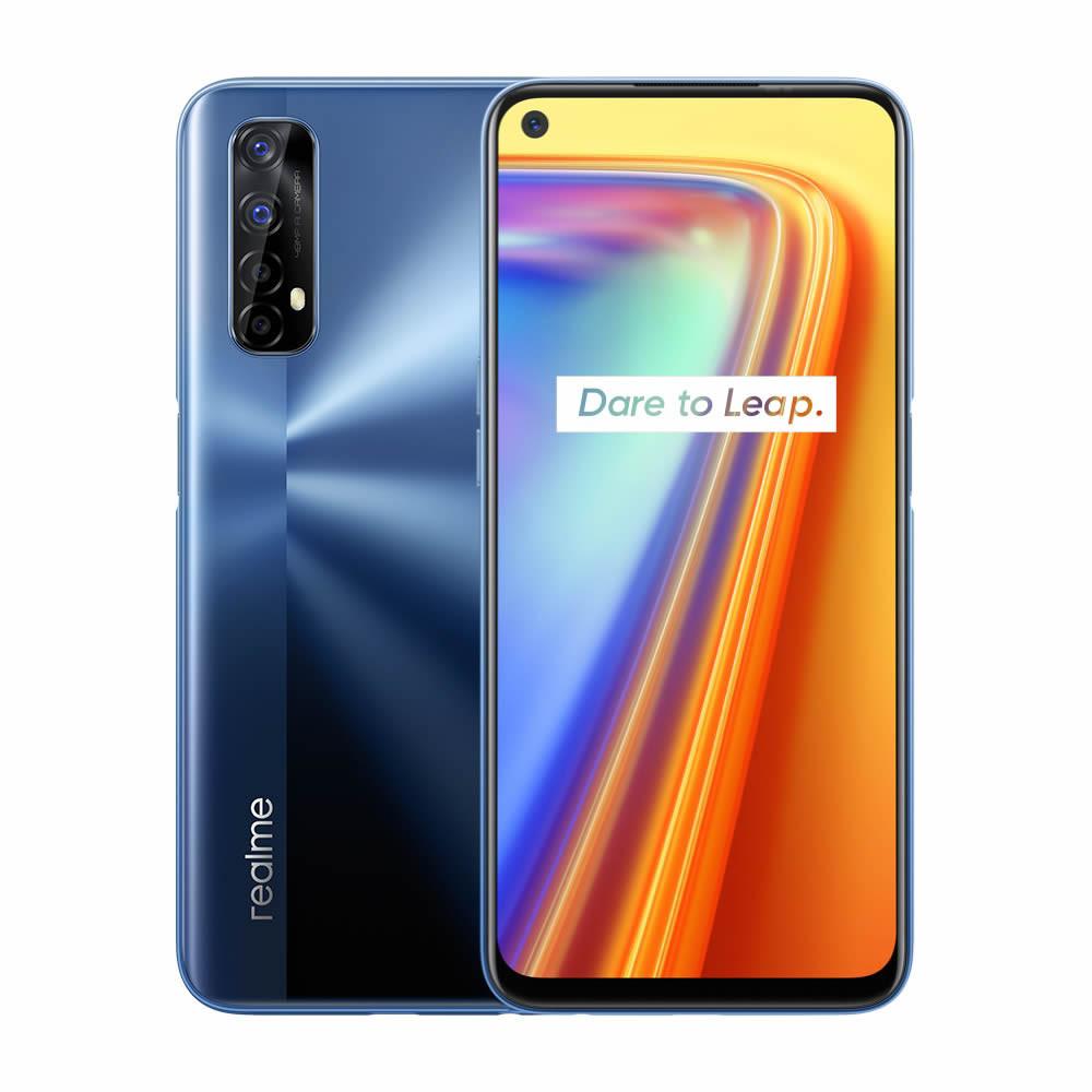 "Smartphone Realme 7 - 6.5"" FHD+ And. 10 Helio G95 Octa 2.05GHz 64/128GB 48/16MP"