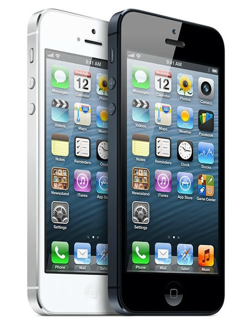 "Smartphone Apple iPhone 5 - 4.0"" 16/32/64GB iOS 7.1 Dual 1.3GHz 2x1.2/8MP"