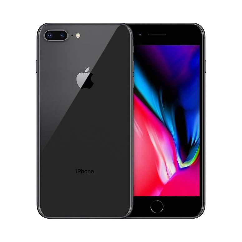 "Smartphone Apple iPhone 8 - 4.7"" HD+ 64/256GB iOS 12 Quad 2.39GHz 7/12MP SIRI IP67"