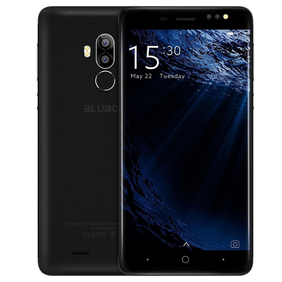 "Smartphone Bluboo D1 - 5.0"" And. 7.0 MTK6580 Quad 1.3GHz 16GB 5/8+2MP"