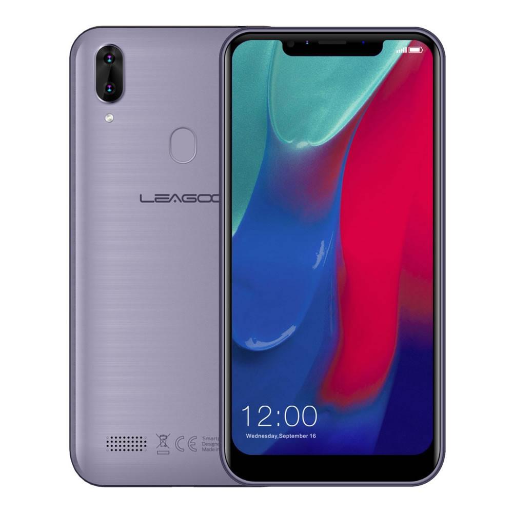 "Smartphone Leagoo M11 - 6.18"" And. 8.1 MTK6739 Quad 1.5GHz 16GB 5/8+2MP"