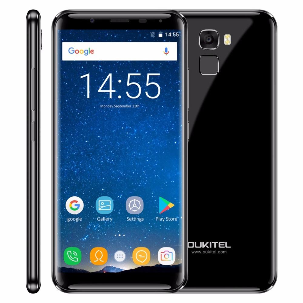 "Smartphone Oukitel K5000 - 5.7"" HD+ And. 7.0 MTK6750T Octa 1.5GHz 4/64GB 16/21MP"