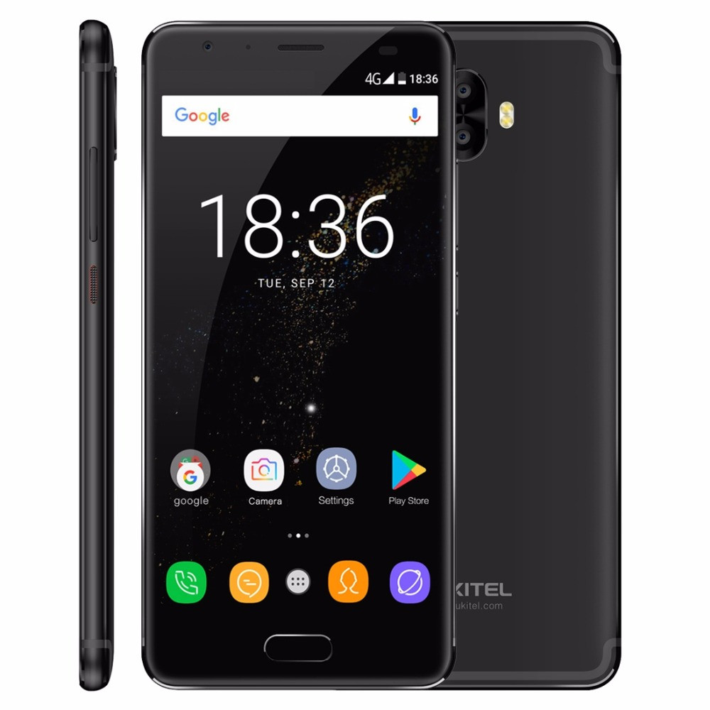 "Smartphone Oukitel K8000 - 5.7"" HD+ And. 7.0 MTK6750T Octa 1.5GHz 4/64GB 13/16+2MP"