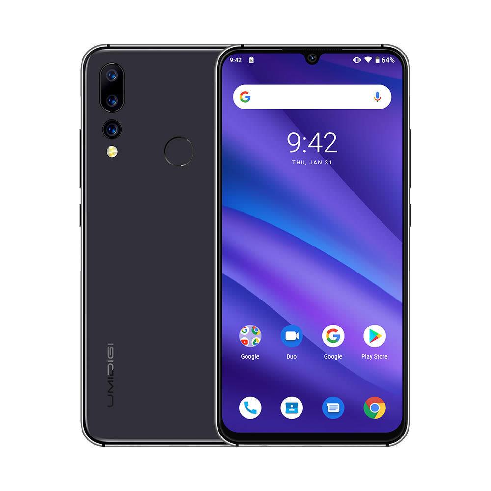 "Smartphone UMIDIGI A5 Pro - 6.3"" FHD+ And. 9.0 Helio P23 Octa 2.5GHz 4/32GB 16/16MP"