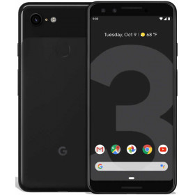 """Smartphone Google Pixel 3 - 5.5"""" FHD+ And. 10 Snapdragon 845 Octa 2.8GHz 64/128GB 12.2MP IP68"""