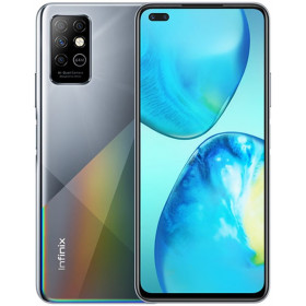 """Smartphone Infinix Note 8 - 6.95"""" HD+ And. 10 Helio G80 Octa 2.05GHz 6/128GB 64/16MP"""