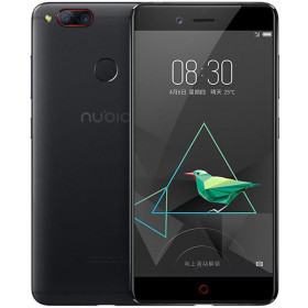 "Smartphone ZTE Nubia Z17 mini - 5.2"" FHD And. 7.1 Snapdragon 652 Octa 1.8GHz 4/64GB 16/13+13MP"