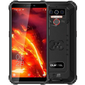 """Smartphone Oukitel WP5 Pro - 5.5"""" HD+ And. 10 Helio A25 Octa 1.8GHz 4/64GB 13/5MP IP68"""