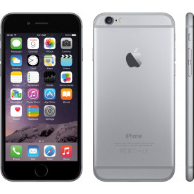 "Smartphone Apple iPhone 6 Plus - 5.5"" FHD iOS 10 Dual 1.4GHz 16/64/128GB 8/1.2MP SIRI Apple Pay"