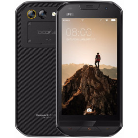 """Smartphone Doogee S30 - 5.0"""" And. 7.0 MTK6737V Quad 1.3GHz 16GB 5/8+3MP IP68"""
