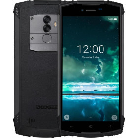 "Smartphone Doogee S55 Lite - 5.5"" HD+ And. 8.1 MTK6739 Quad 1.5GHz 2/16GB 5/13+8MP IP68"