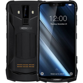 "Smartphone Doogee S90 - 6.18"" FHD+ And. 8.1 Helio P60 Octa 2.0GHz 6/128GB 16/8MP IP68 Talkie"