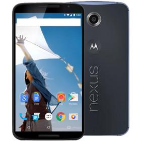 "Smartphone Motorola Nexus 6 - 5.96"" QHD And. 7.0 Snapdragon 805 Quad 2.7GHz 32/64GB 2/13MP Prova D'água"