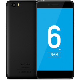 """Smartphone Vernee Mars Pro - 5.5"""" FHD And. 7.0 Helio P25 Octa 2.5GHz 6/64GB 5/13MP"""