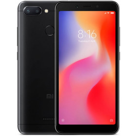 "Smartphone Xiaomi Redmi 6 - 5.45"" HD+ And. 8.1 Helio P22 Octa 2.0GHz 32/64GB 5/12+5MP"