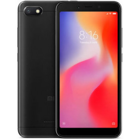 "Smartphone Xiaomi Redmi 6A - 5.45"" HD+ And. 8.1 Helio A22 Quad 2.0GHz 16/32GB 5/13MP"