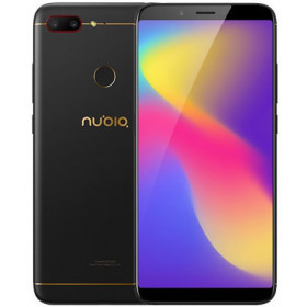 """Smartphone ZTE Nubia N3 - 5.5"""" FHD+ And. 7.1 (8.0) Snapdragon 625 Octa 2.0GHz 4/64GB 16/12+12MP"""